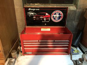 30th anniversary mustang Snap On tool box for Sale in Cheswick, PA