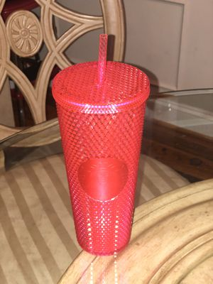 Starbucks LE Holiday Pink Studded Tumbler for Sale in Germantown, MD
