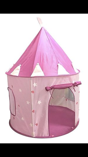 *NEW* glow in the dark princess tent for Sale in Tampa, FL