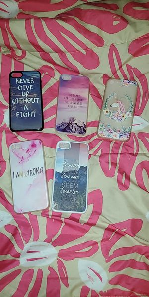 iPhone 7 cases!! for Sale in Lexington, KY