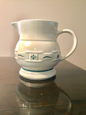Longaberger Pitcher for Sale in Stow, MA
