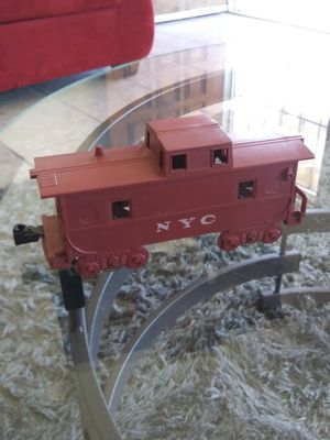 LOOK!! NYC New York Central brown Caboose car train .MADE IN USA.nice for Sale in Lincoln Acres, CA