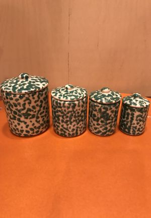 Adorable Miniature little Canister Set for Sale in Gainesville, VA