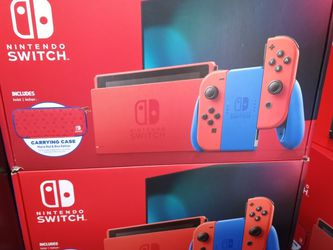 Brand New Nintendo Switch Mario Edition for Sale in Imperial Beach,  CA