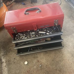 Craftsman Box With Tool for Sale in Fresno, CA