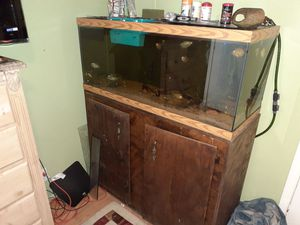75g oceanic fish tank for Sale in Austin, TX