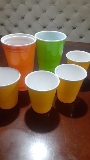 Reusable Plastic Silo Cups for Sale in San Antonio, TX