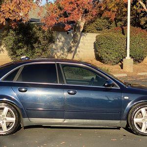 2004 Audi A4 Quattro for Sale in Fresno, CA