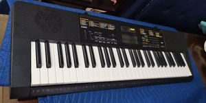 No Power Cord * Casio CTK-2400 Portable Electronic Keyboard 61-Key for Sale in Miami, FL