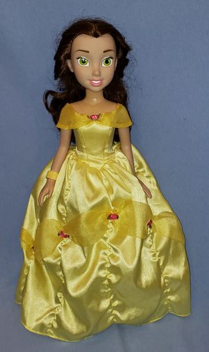 "18"" Disney Belle Doll for Sale in Columbus, OH"