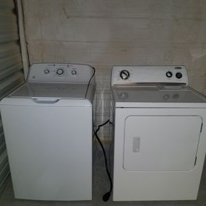 Electric Washer & Dryer for Sale in Houston, TX