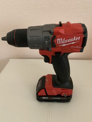 Milwaukee hammer drill fuel for Sale in Anna, TX