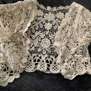 Crochet Crop Cardigan for Sale in Crownsville, MD
