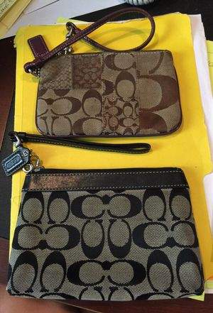 Coach wristlets for Sale in Houston, TX