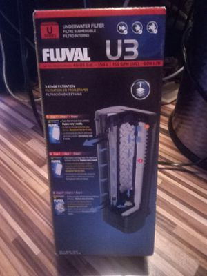 Fluval U3 underwater filter for Sale in Citrus Heights, CA