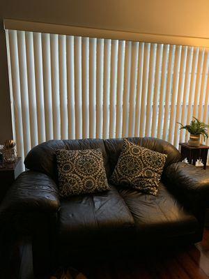 Black sofa for Sale in Lutz, FL
