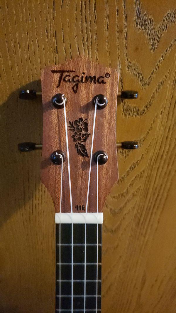 Ukulele! Acoustic-Electric