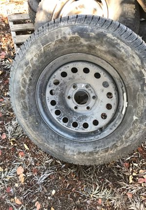 Goodyear 265 70 R17 for Sale in Gilroy, CA