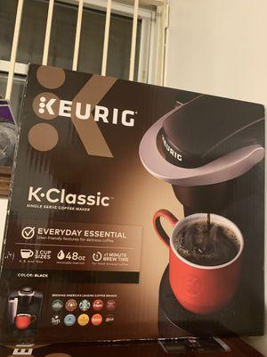 KEURIG K•Classic for Sale in Philadelphia, PA