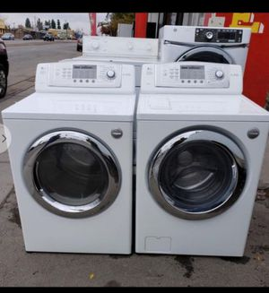 Lg Washer & Dryer Set for Sale in Bakersfield, CA