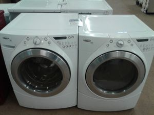 Whirlpool Duet Washer and Dryer Set #182 for Sale in Denver, CO