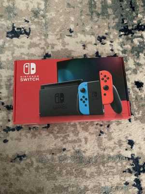 Brand new Nintendo switch console for Sale in Lutz, FL
