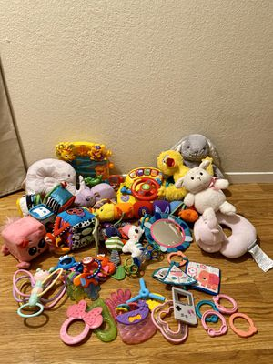 Baby Toy Lot for Sale in Sonoma, CA