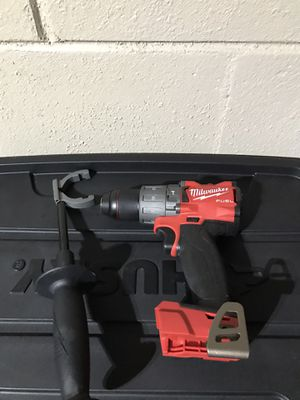 New Milwaukee hammer drill fuel for Sale in Orlando, FL