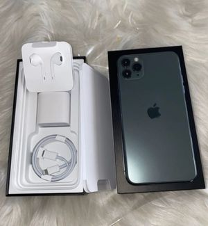 IPhone 11pro max for Sale in Dundee, NY
