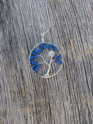 Sterling silver tree of life necklace for Sale in Murfreesboro, TN