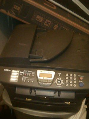 Brother 7820N, fax scan copy printer. Make an offer and I will work with you for Sale in Los Angeles, CA