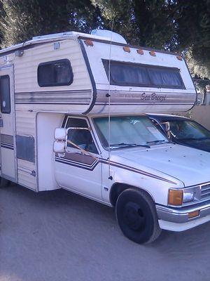 RV bulletproof Toyota pickup for Sale in Hemet, CA