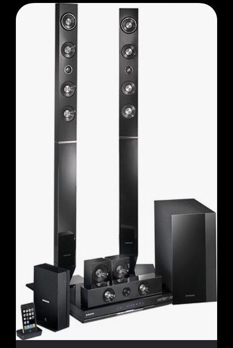 Samsung WiFi Blu-ray Home Theater