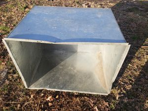 Galvanized metal cover for Sale in Quapaw, OK
