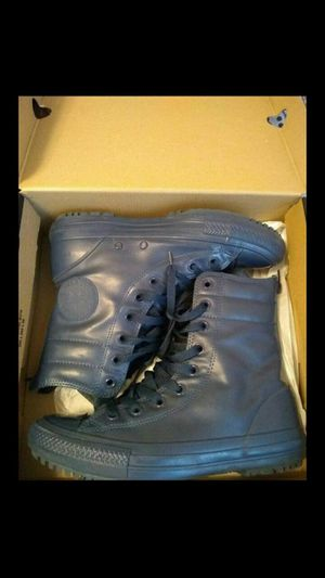 Navy blue Converses for Sale in Greensboro, NC