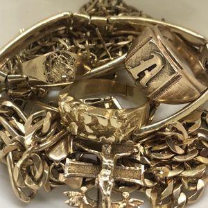 Gold Oro 10k 14k 18k 22k for Sale in Huntington Park, CA