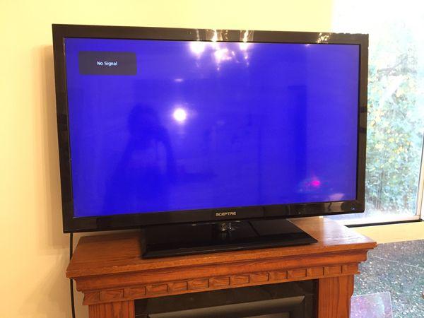 """TV 42"""" Flat Screen"""
