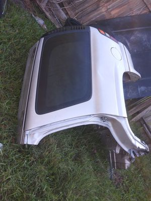 99-07 Chevy or GMC Rear quarter panels 120 each for SUV also tail gate. Some other parts for Sale in Jacksonville, FL