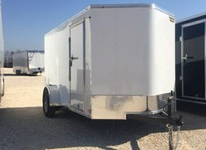 Brand New Continental Cargo Enclosed Trailer 6 x 12 for Sale in Austin, TX