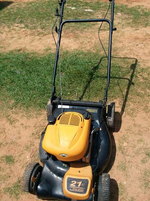 Yardman self propelled lawn mower runs and cuts good for Sale in Phenix City, AL