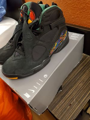 Jordan retro 8 size 12 for Sale in Davie, FL