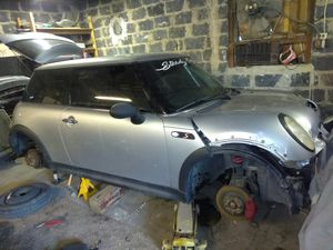 2005 mini Cooper s 6 speed part out for Sale in Salt Lake City, UT