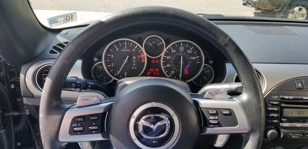 60k miles 2011 Grand Touring Mazda MX-5 Miata