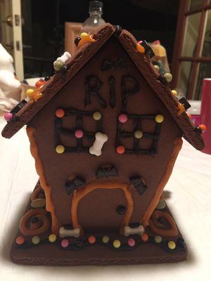 Custom Halloween Haunted Gingerbread House for Sale in San Diego, CA