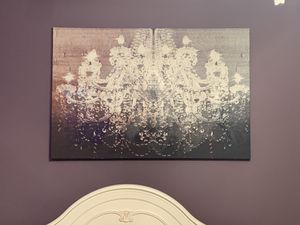 Chandelier Canvas Painting for Sale in Kings Park, NY
