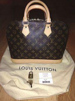Authentic Louis Vuitton Alma PM Purse for Sale in Los Angeles,  CA