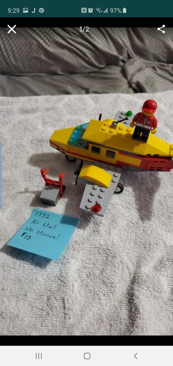 LEGO LOT - 5 sets 7733, 3178, 7894, 3179 and 2928.