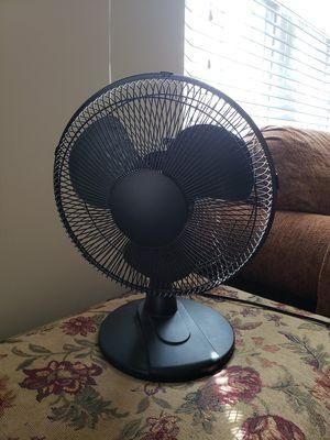 Table fan black color for Sale in Franklin, TN