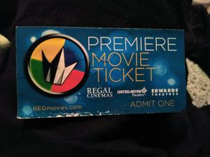 Movie ticket for Sale in Grand Junction, CO