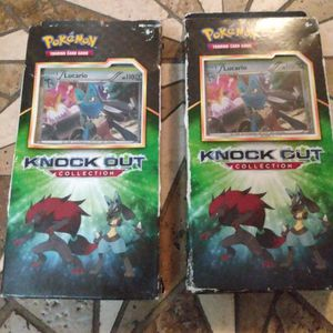 Brand New Pokemon Knockout Collection In Box Unopened $14 Each for Sale in Orlando, FL